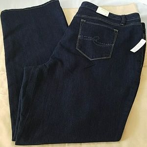 NWT Sonoma Women's Bootcut Mid Rise Jeans